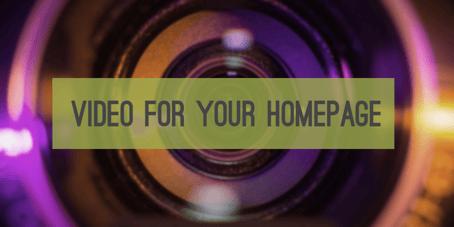 video-on-homepage