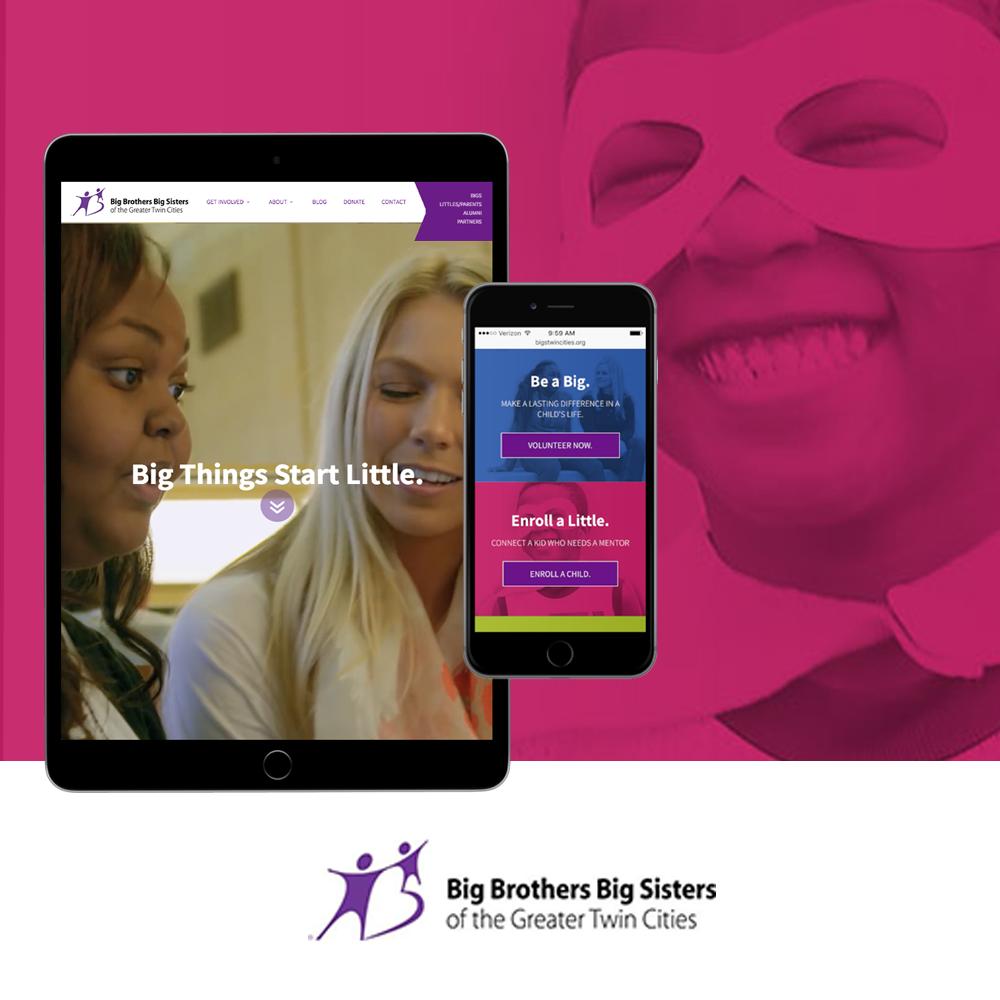 Big Brothers Big Sister Twin Cities Case Study