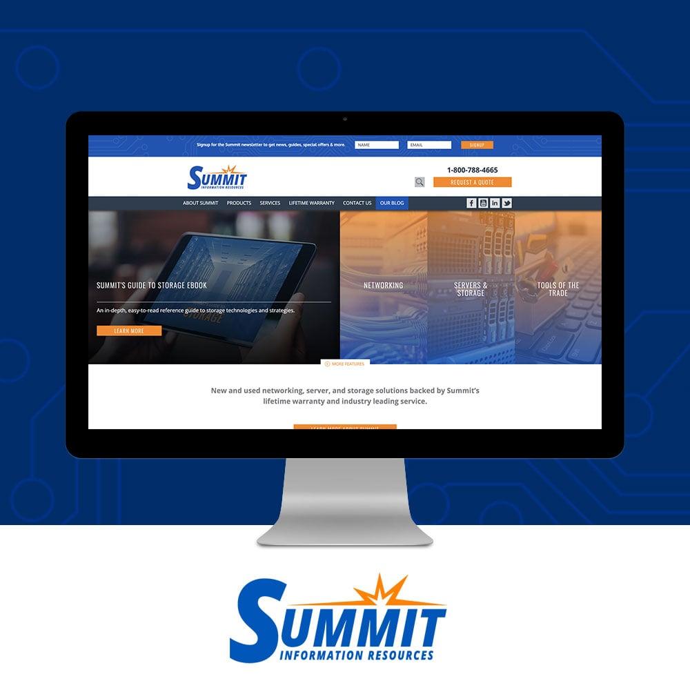 Summit Information Resources Case Study
