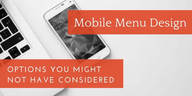 mobile-menu-design