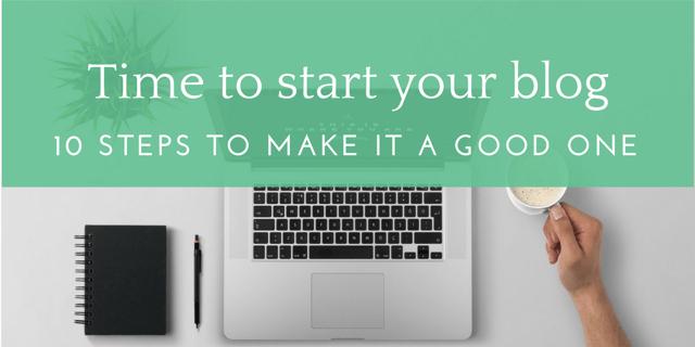 start-a-successful-blog
