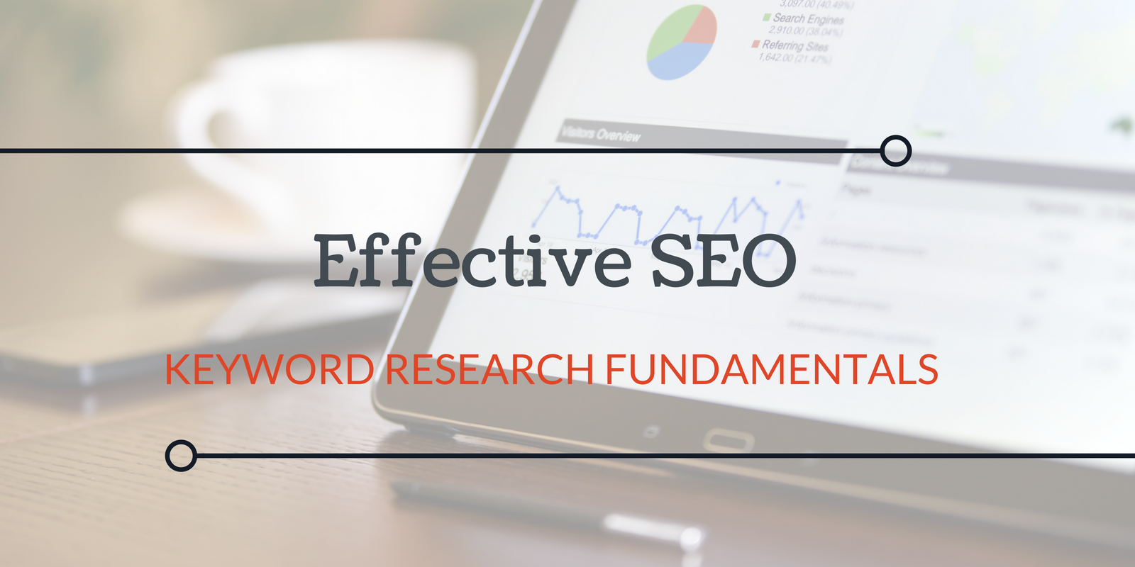 Effective SEO and Keyword Research Fundamentals