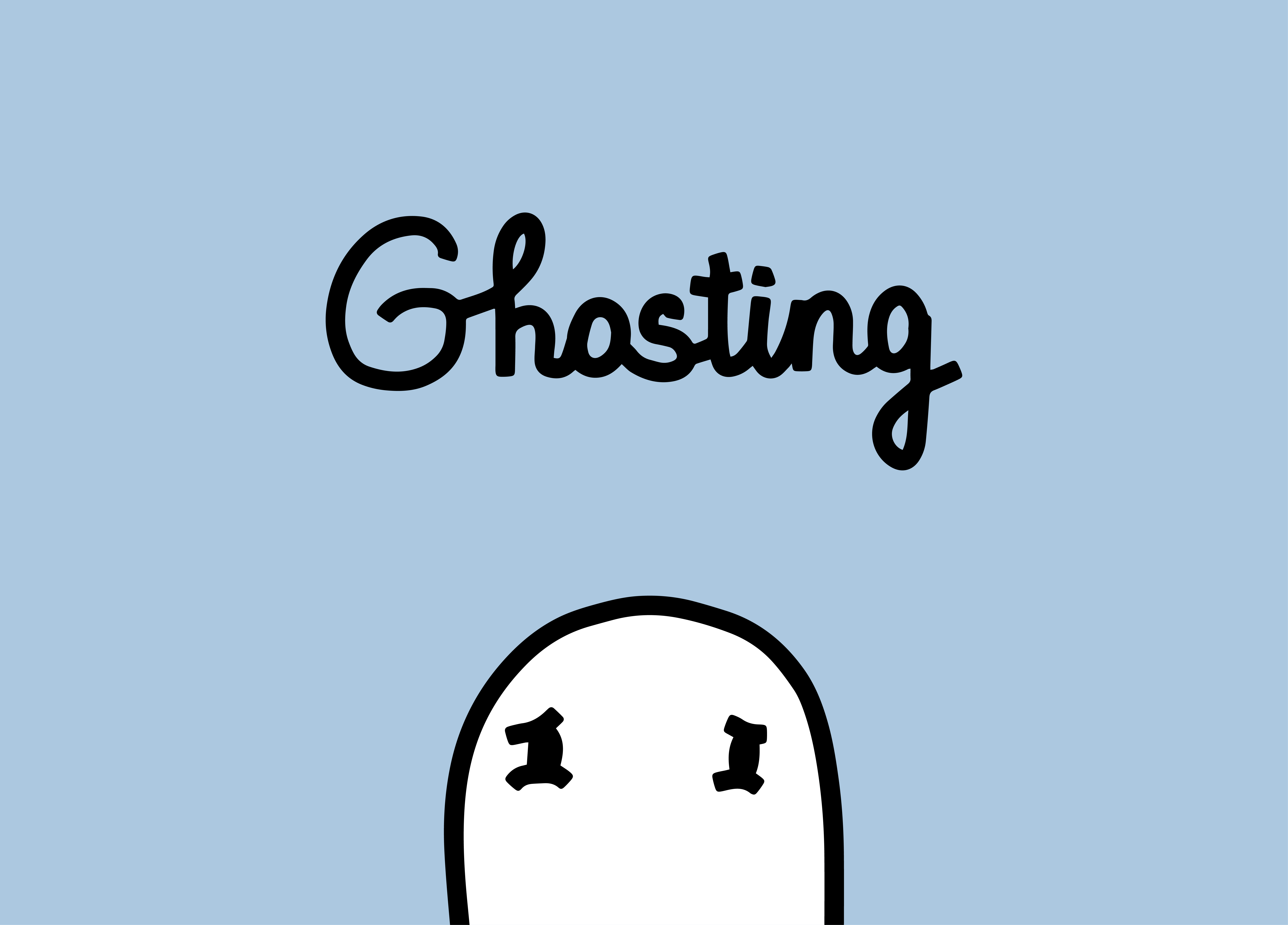 Don't Ghost if You're a Web Design Client