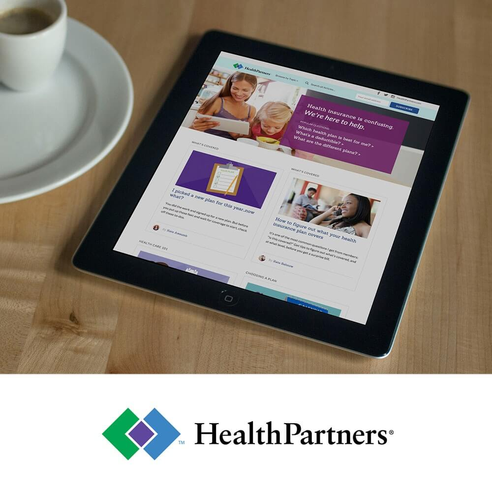 HealthPartners Case Study