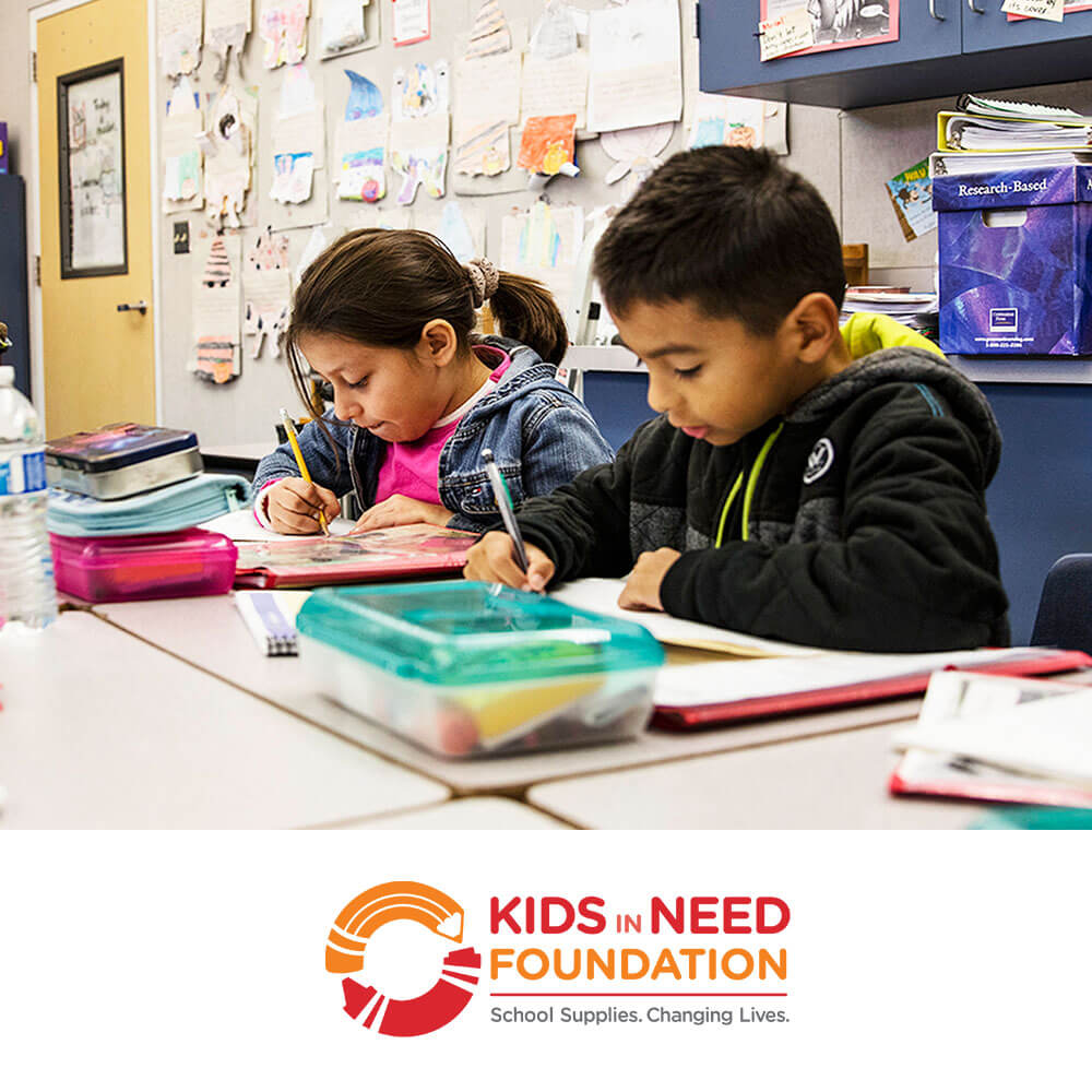 Case Study: Kids in Need Foundation