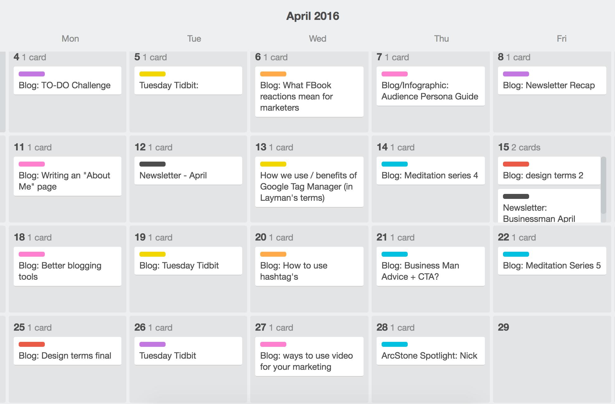 content-strategy-calendar