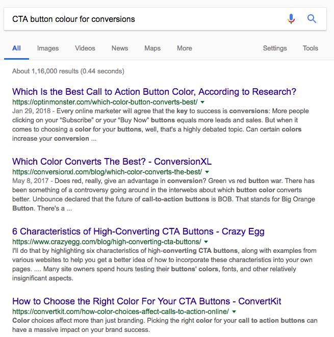 Google-search-cta