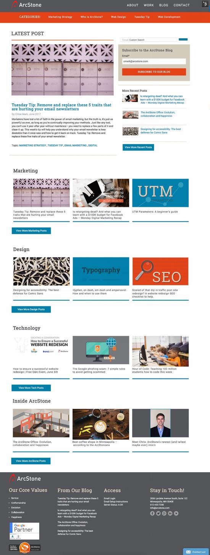 nonprofit-blog-design