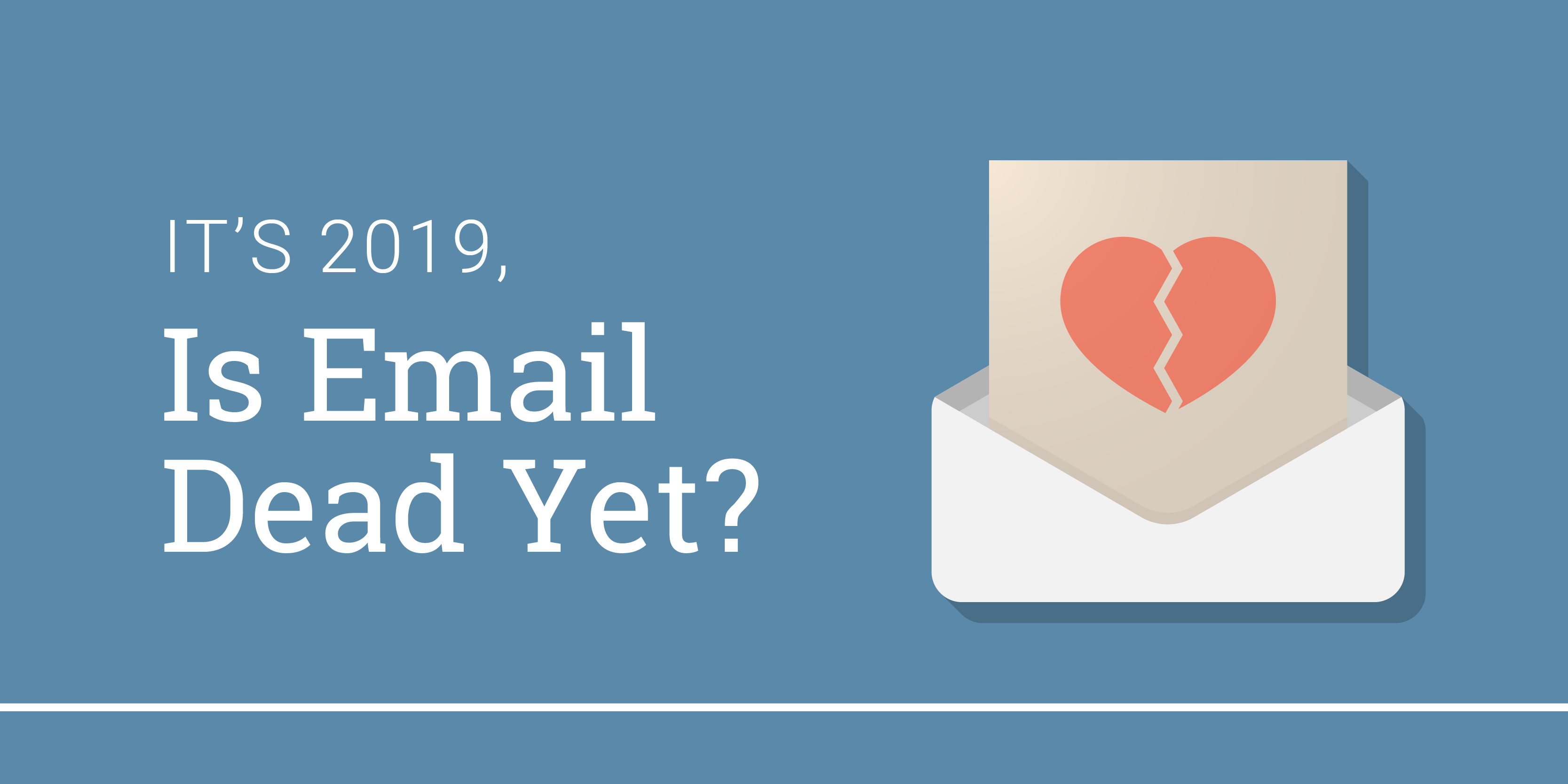 Image result for Is Email Dead?