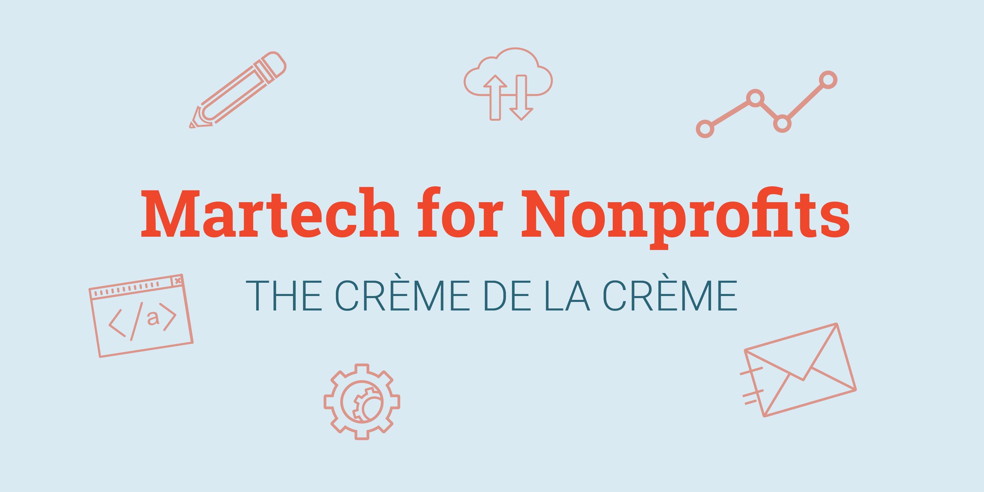 Martech for Nonprofits