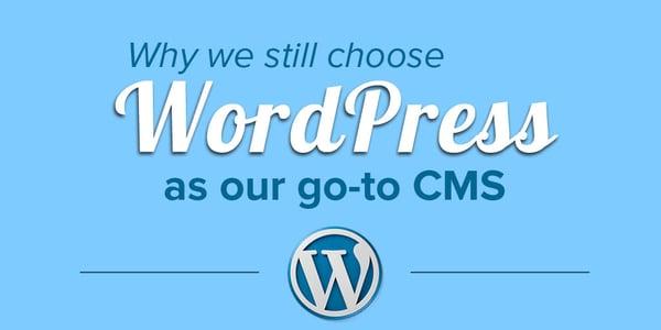 why-we-choose-wordpress
