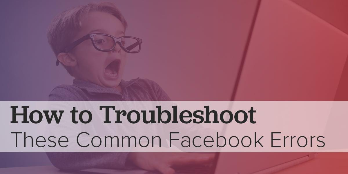 troubleshoot-facebook