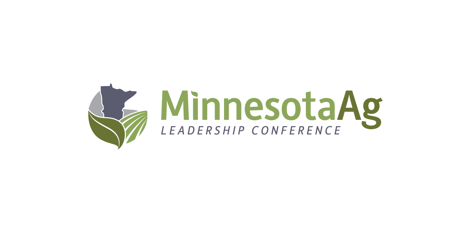 The final Minnesota Ag Leadership Conference logo