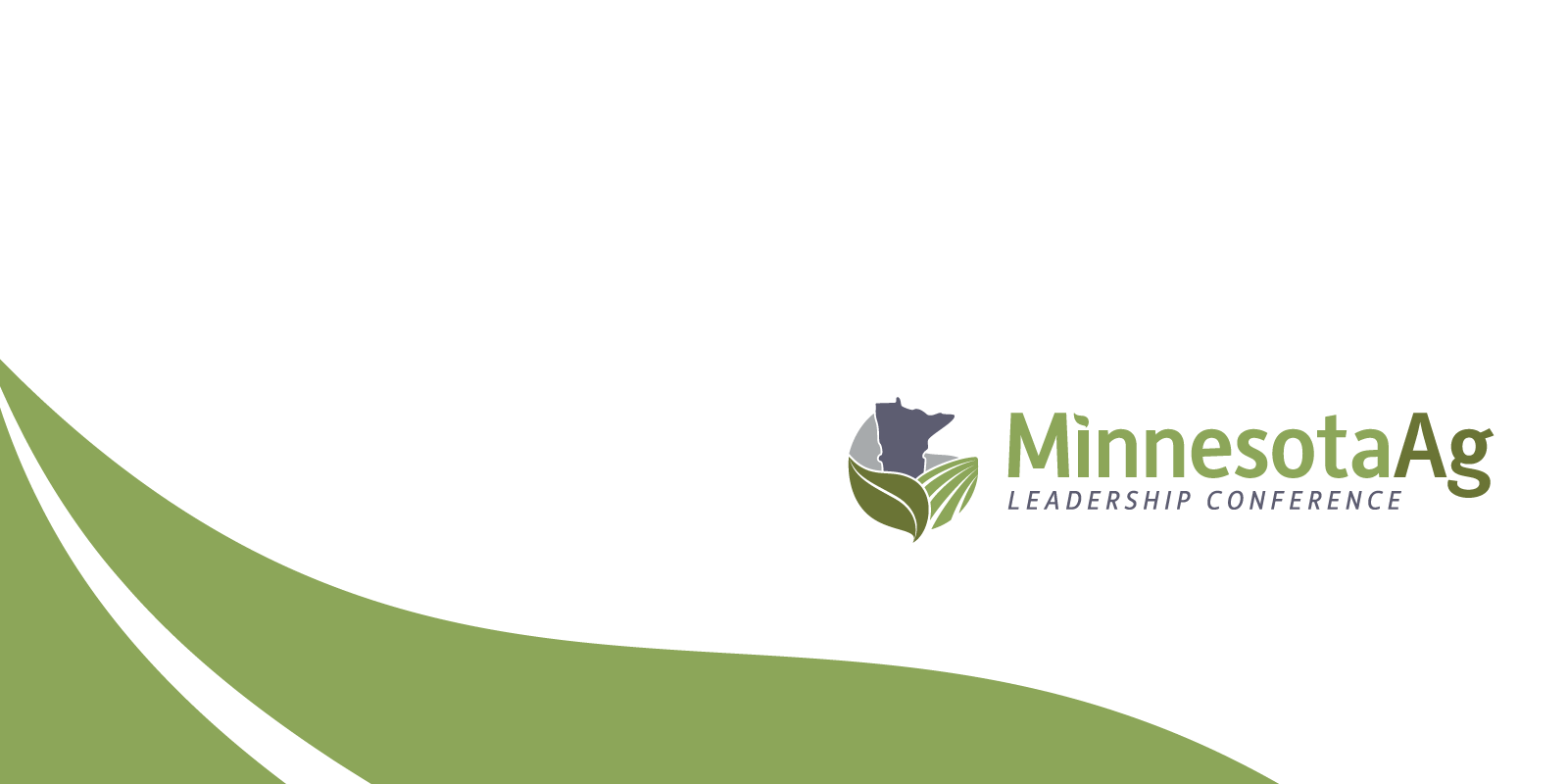 ArcStone Case Study: the Minnesota Ag Leadership Conference Logo