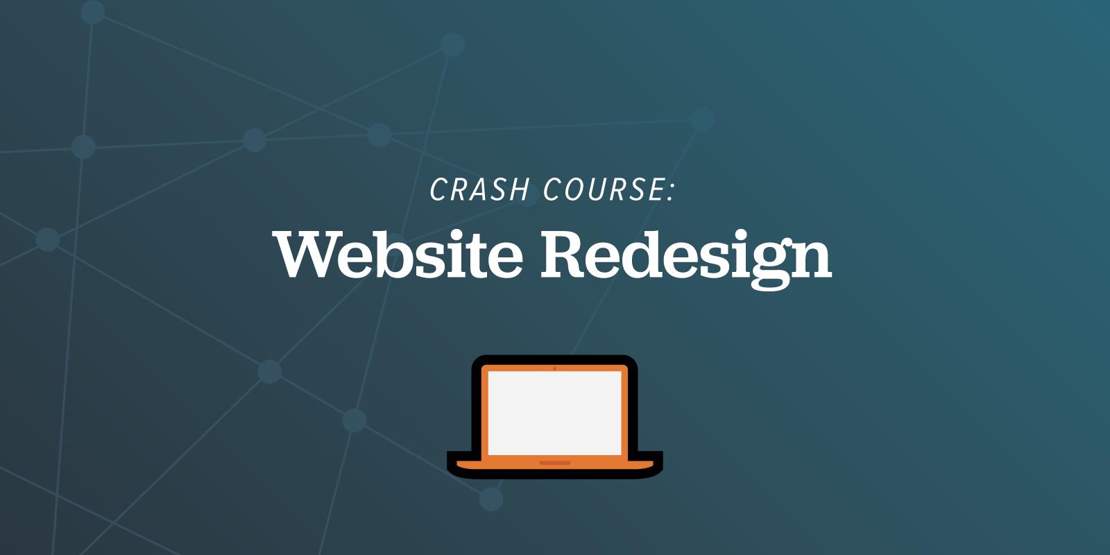 ArcStone Crash Course: Website Redesign