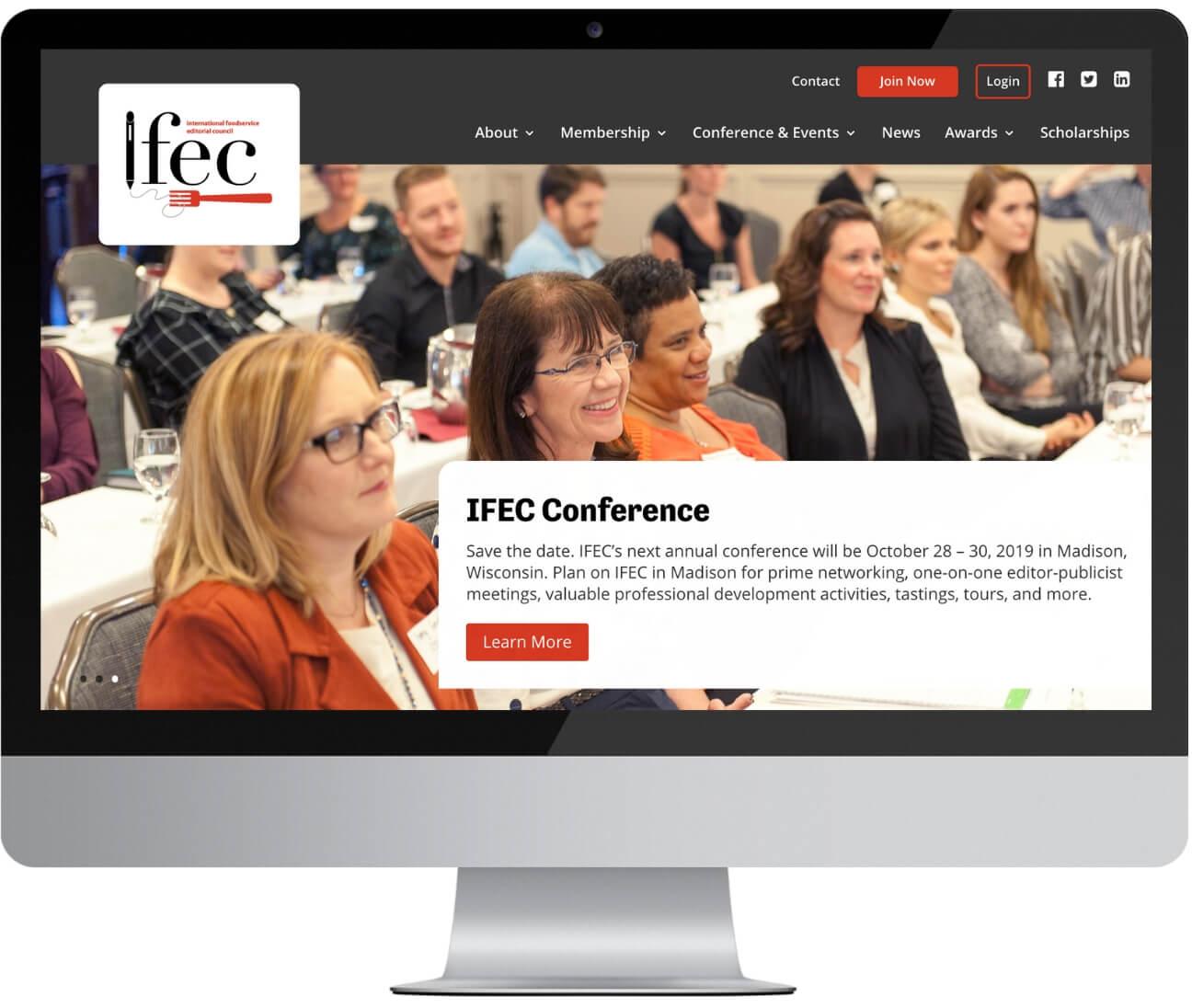 IFEC-AMO-Event-Registration
