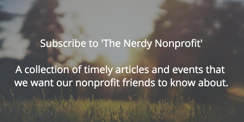 Nonprofit-marketing-newsletter