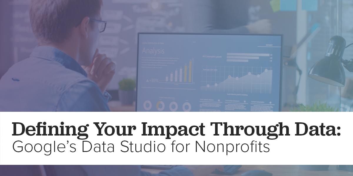 Defining Your Impact Through Data