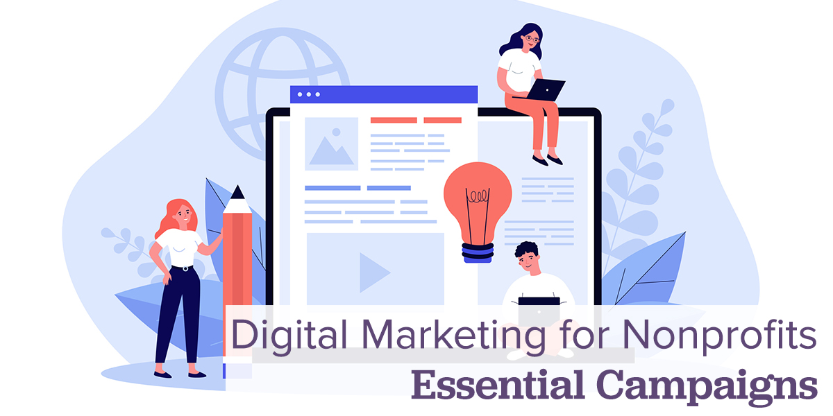 Digital Marketing for Nonprofits