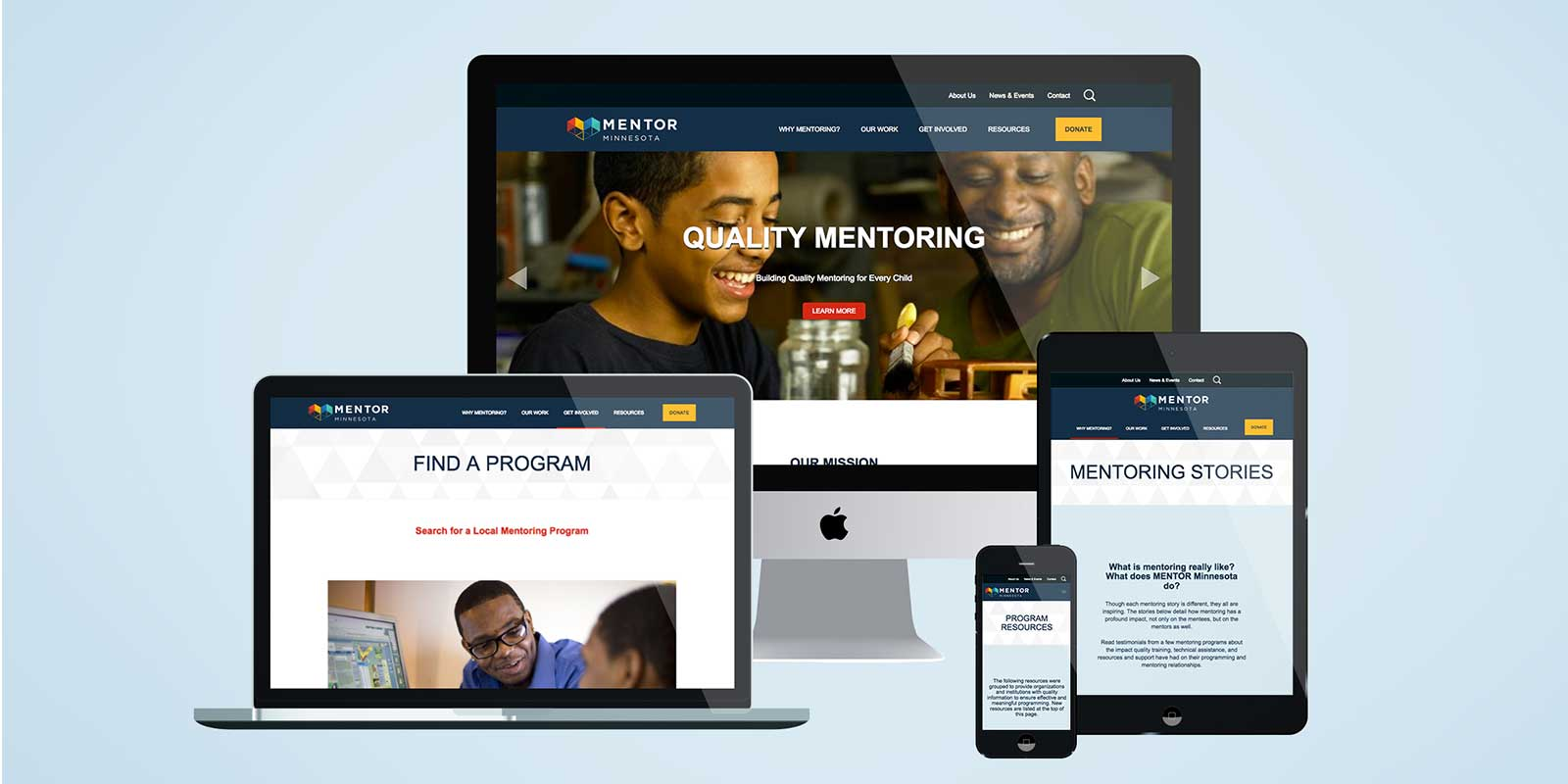 WordPress-Website-Design-MENTOR-MN
