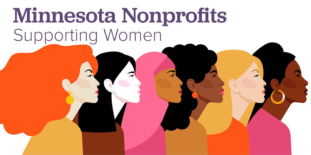 Minnesota Nonprofits Supporting Women