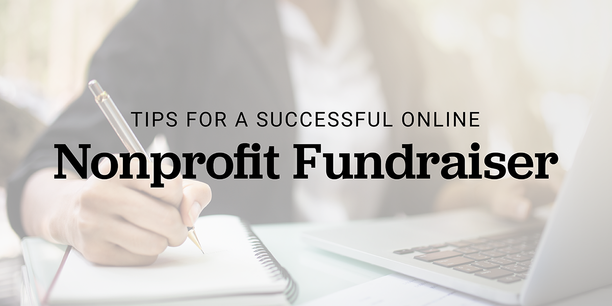 tips-for-a-successful-online-nonprofit-fundraiser